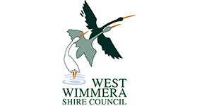 West Wimmera Shire Council logo